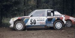 F. Morize / Peugeot 205T16 / Photo jafo